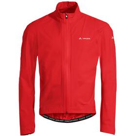 VAUDE Vatten II Jacket Men, mars red